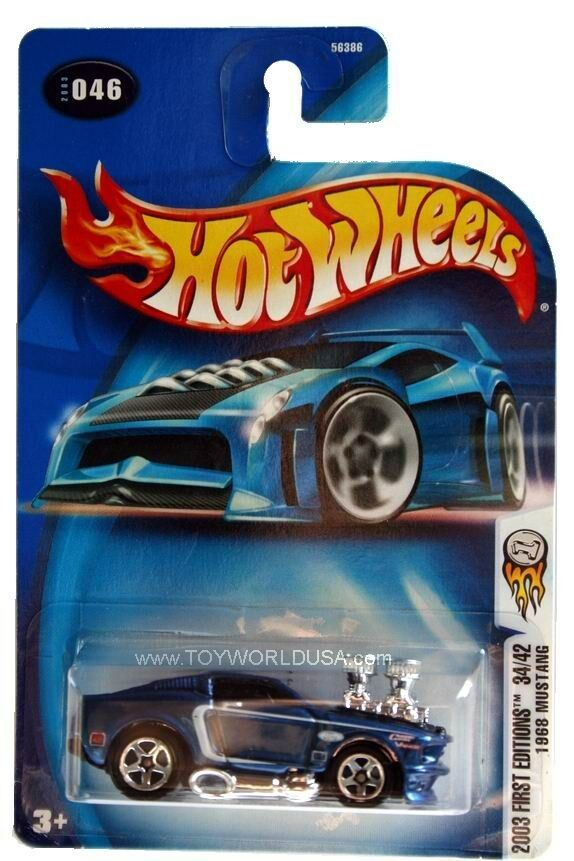 1968 Ford Mustang Ebay >> Hot Wheels In Diecast And Toy Vehicles Ebay | Autos Post