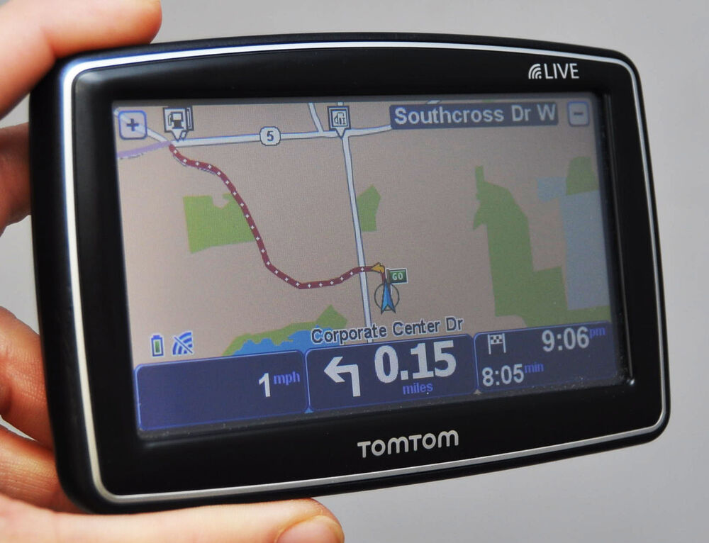 new tomtom xl 340s live car gps navigation system usa canada mexico 2013 map 340 636926026918 ebay. Black Bedroom Furniture Sets. Home Design Ideas