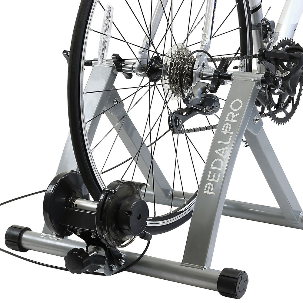 PEDALPRO VARISPEED TURBO CYCLE TRAINER INDOOR EXERCISE