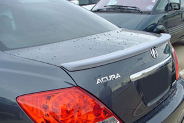 fits acura rl 2005 2008 rear lip style trunk spoiler. Black Bedroom Furniture Sets. Home Design Ideas