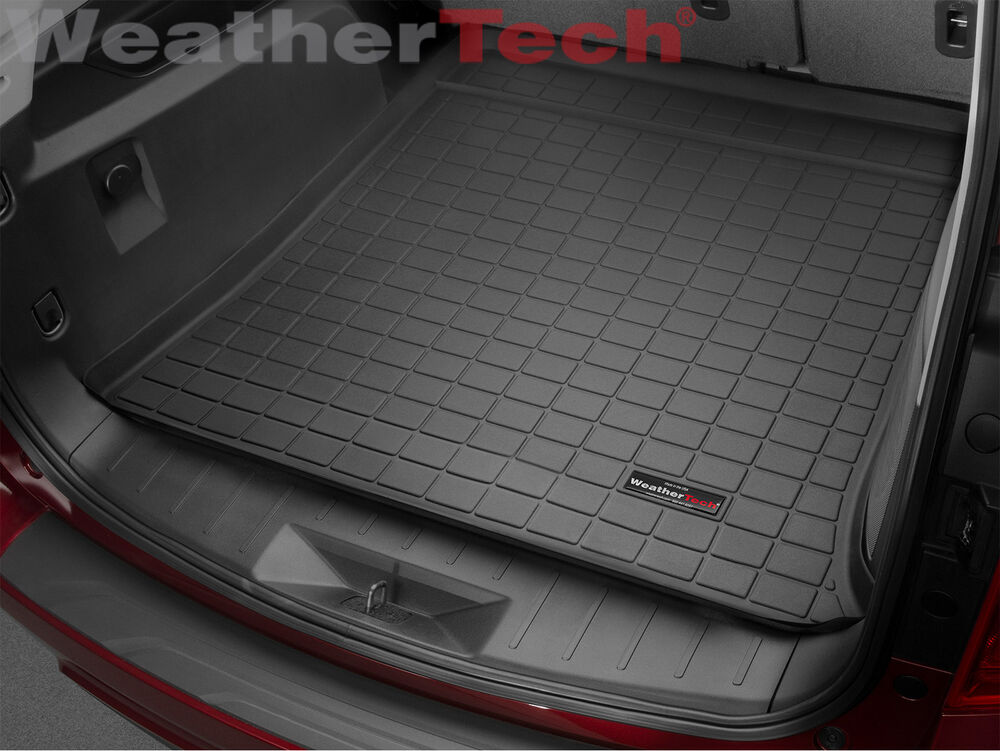 Weathertech Cargo Liner Trunk Mat For Chevrolet Equinox
