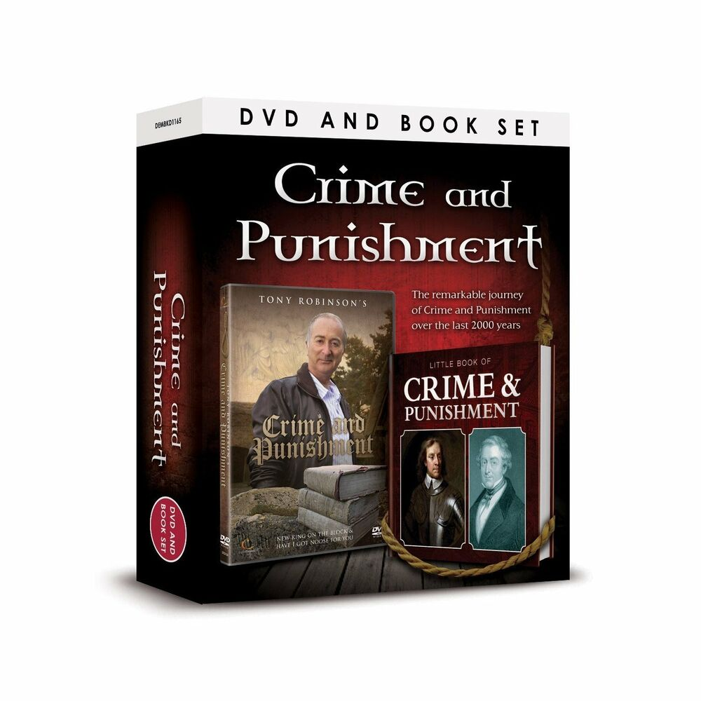 history of crime and punishment Crime and punishment with presentations from medieval to victorian discover how it feels to be put in the pillory or stocks, feel the thumbscrews tightening, tie a hangman's noose learn about the development of the 'long drop.