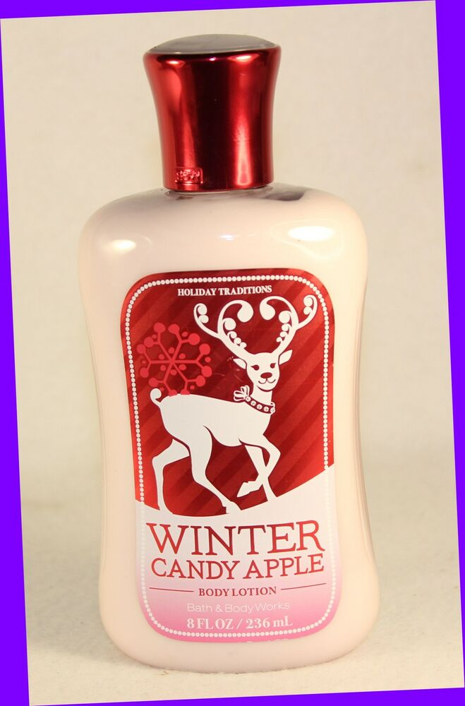 Treat yourself to Winter Candy Apple Super Smooth Body Lotion at Bath And Body Works - the perfect, nourishing, refreshing scent your skin will love. Shop online now!Price: $