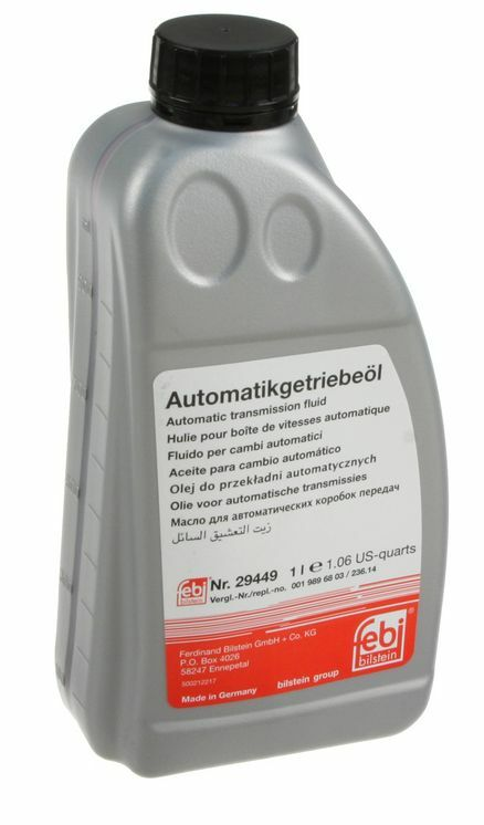 mercedes benz bilstein automatic transmission fluid mb
