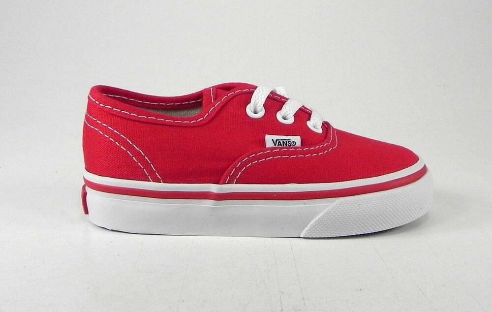 VANS AUTHENTIC CLASSIC INFANT TODDLER SIZE SHOES FOR BOYS ...