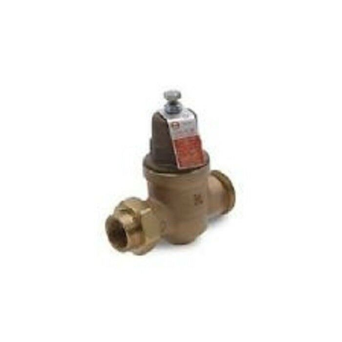 new cash acme eb 45u 1 2 water pressure reducing valve regulator 625439. Black Bedroom Furniture Sets. Home Design Ideas