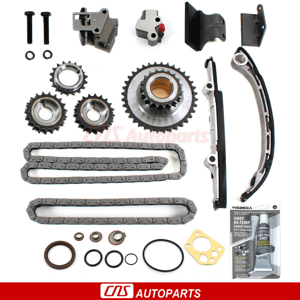 Car Timing Parts : Engine timing chain kit for nissan altima l