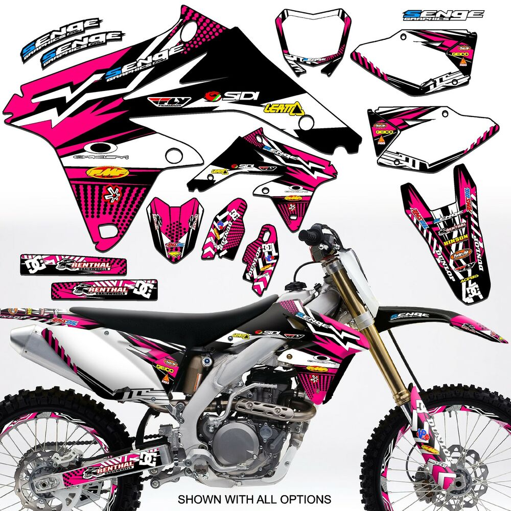 2001 2002 2003 2004 suzuki rm 85 graphics kit rm85 deco decals stickers moto ebay
