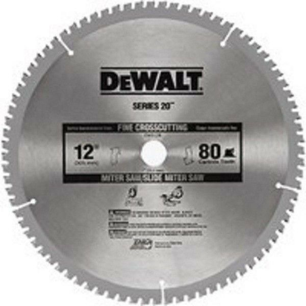 New dewalt dw3128 12 80 teeth carbide construction table for 12 inch table saw blades
