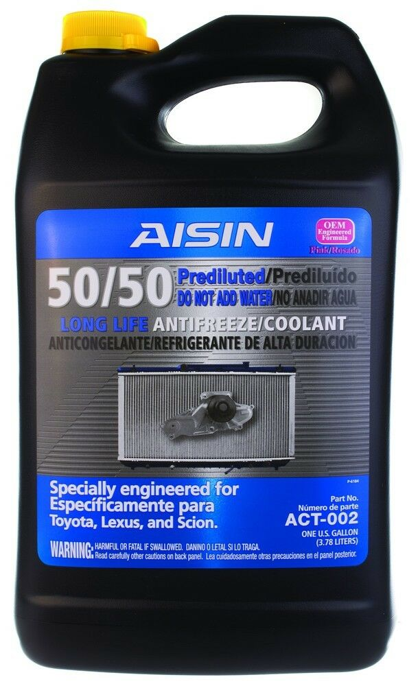 Aisin Act 002 Engine Coolant Antifreeze Ebay
