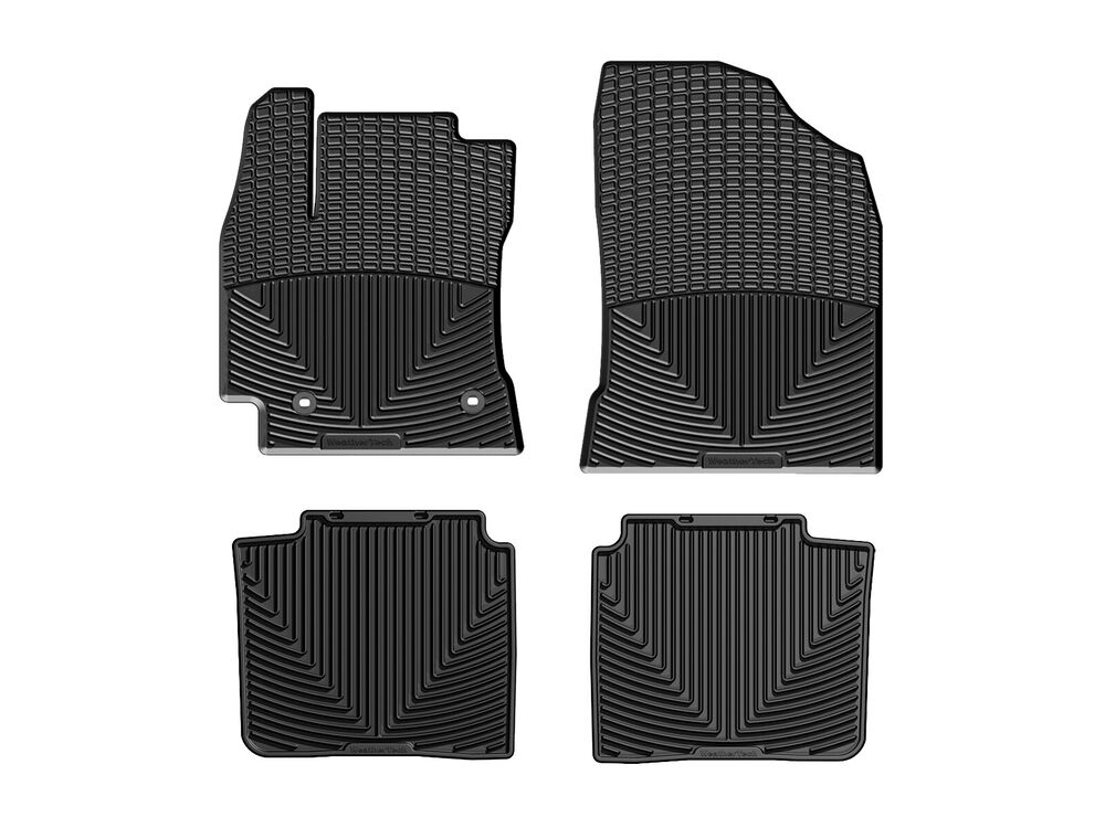 weathertech all weather floor mats for toyota corolla