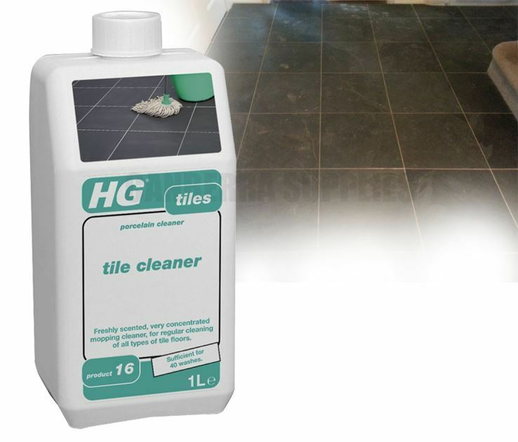 Hg Ceramic Hob Cleaner 500ml: HG HAGESAN FRESHLY SCENTED PORCELAIN TILE FLOOR CLEANER