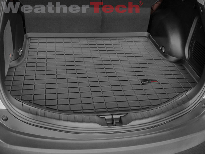 Weathertech Car Mats >> WeatherTech Cargo Liner Trunk Mat for Toyota Rav4 - 2013 ...