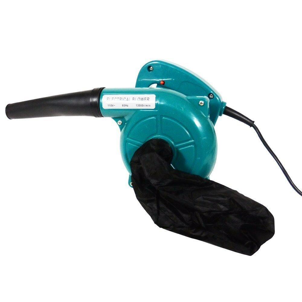 Mini portable dust collector electric saw dust vacuum for Portable dust collector motor blower