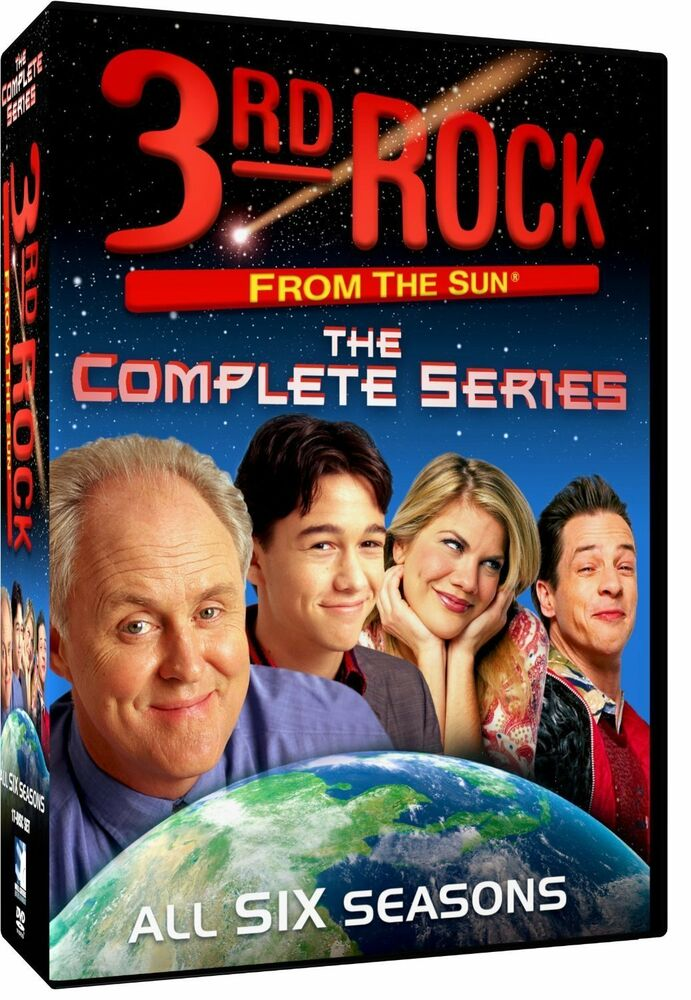 3rd Rock from the Sun (season 4)