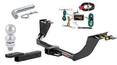 Curt Class 3 Trailer Hitch Tow Package for Mitsubishi Outlander | eBay