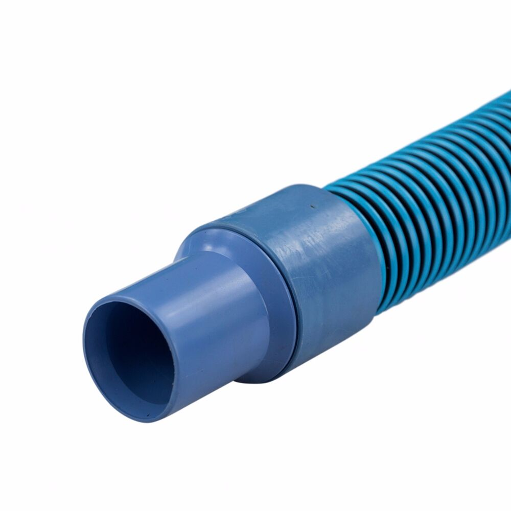 Swimming pool vacuum cleaner hose 21 39 ft long by 1 1 4 for Garden hose pool vacuum