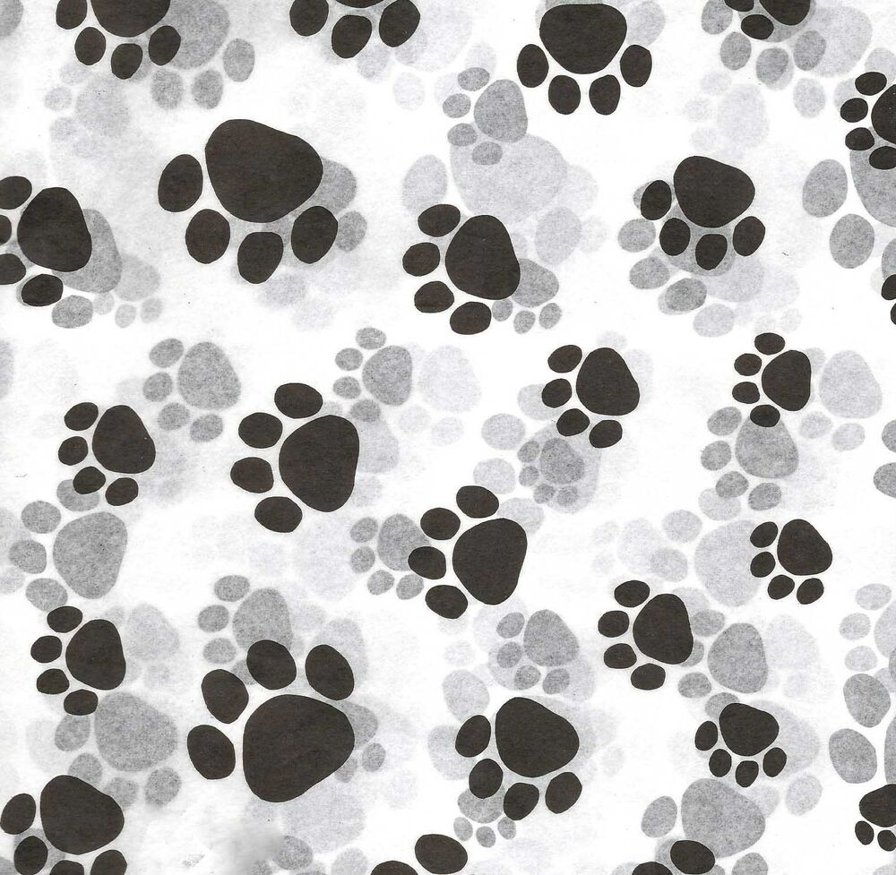 This is an image of Critical Free Printable Paw Prints