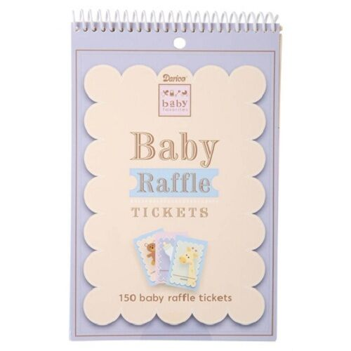baby shower game raffle tickets 150 tickets ebay