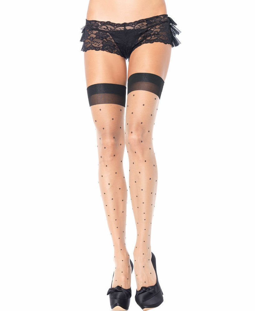 Whatever the occasion, our plus size thigh high stockings will make you feel sexy. Shop our incredible selection of plus size thigh socks at Hips & Curves. JavaScript seems to be disabled in your browser.