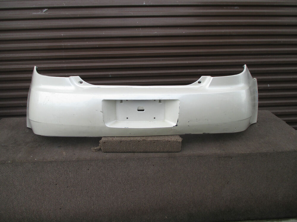Pontiac G6 G 6 Rear Bumper Cover Oem Sedan 4dr 2005 2006