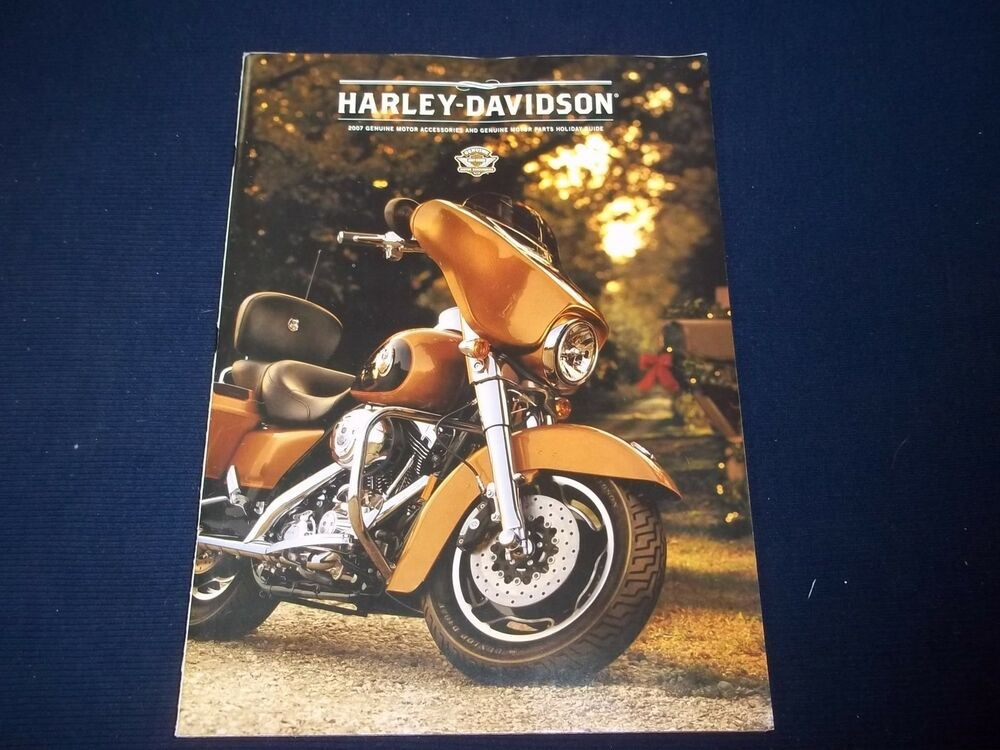 harley davidson accessories catalog 2011 2007 guide harley davidson motor accessories 12168