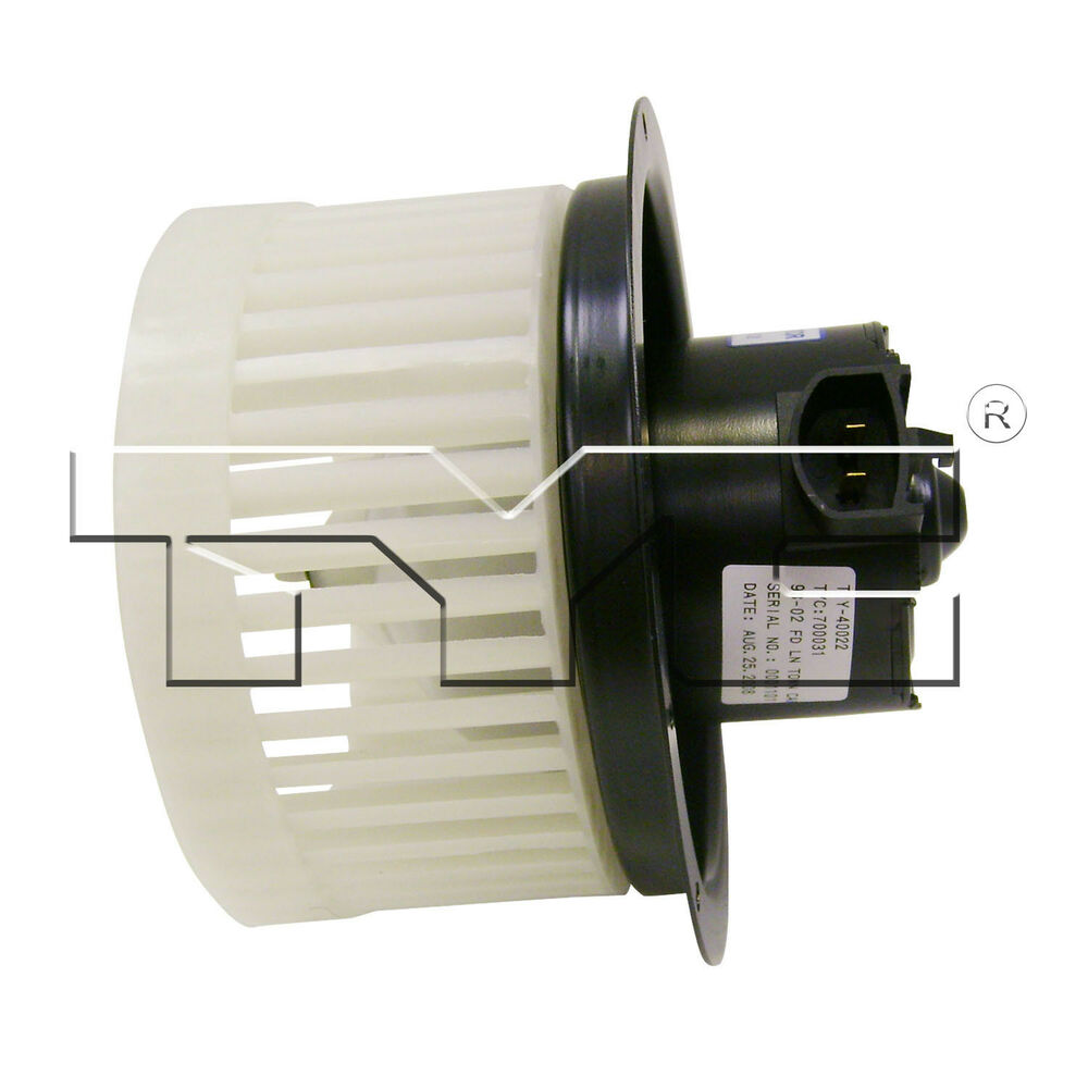 Tyc 700031 hvac blower motor ebay for Home ac blower motor