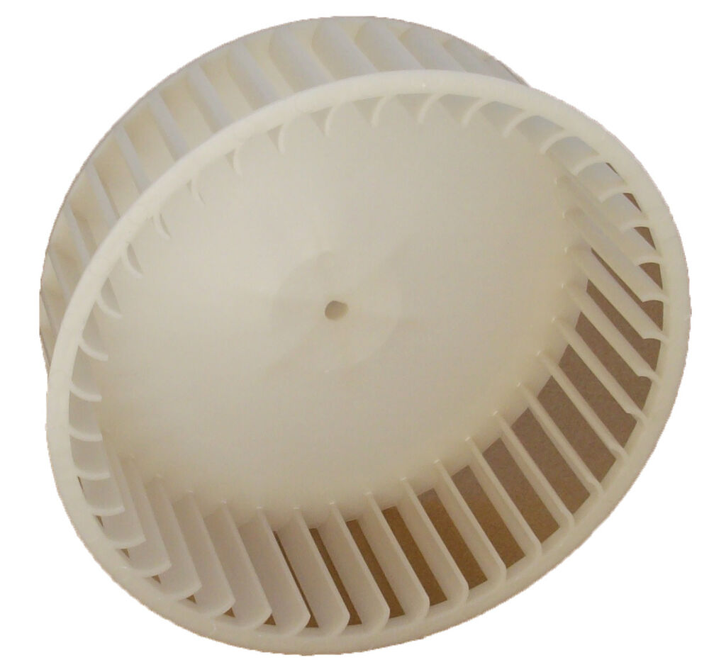 6 Quot Plastic Blower Wheel 1 4 Quot Bore For Bath Fan 5900rdc