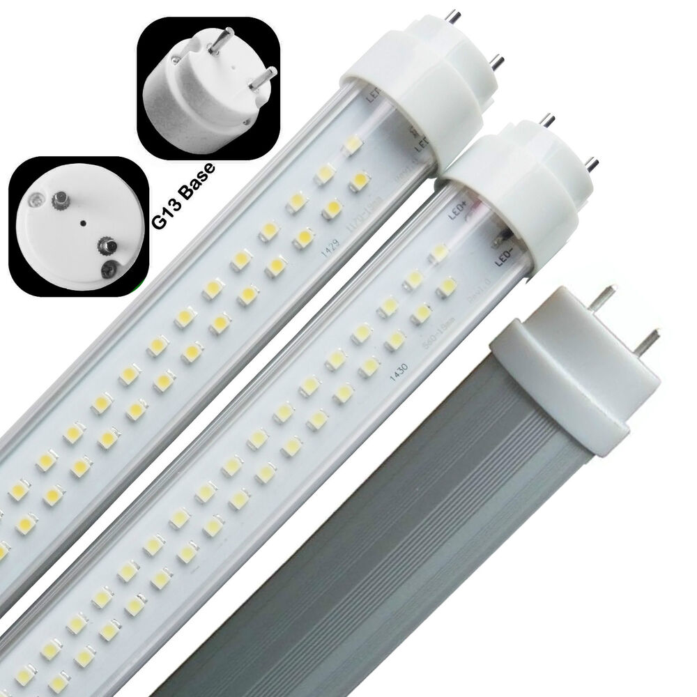 T8 Smd Led Tube Light 2ft 3ft 4ft 5ft 6ft Fluorescent