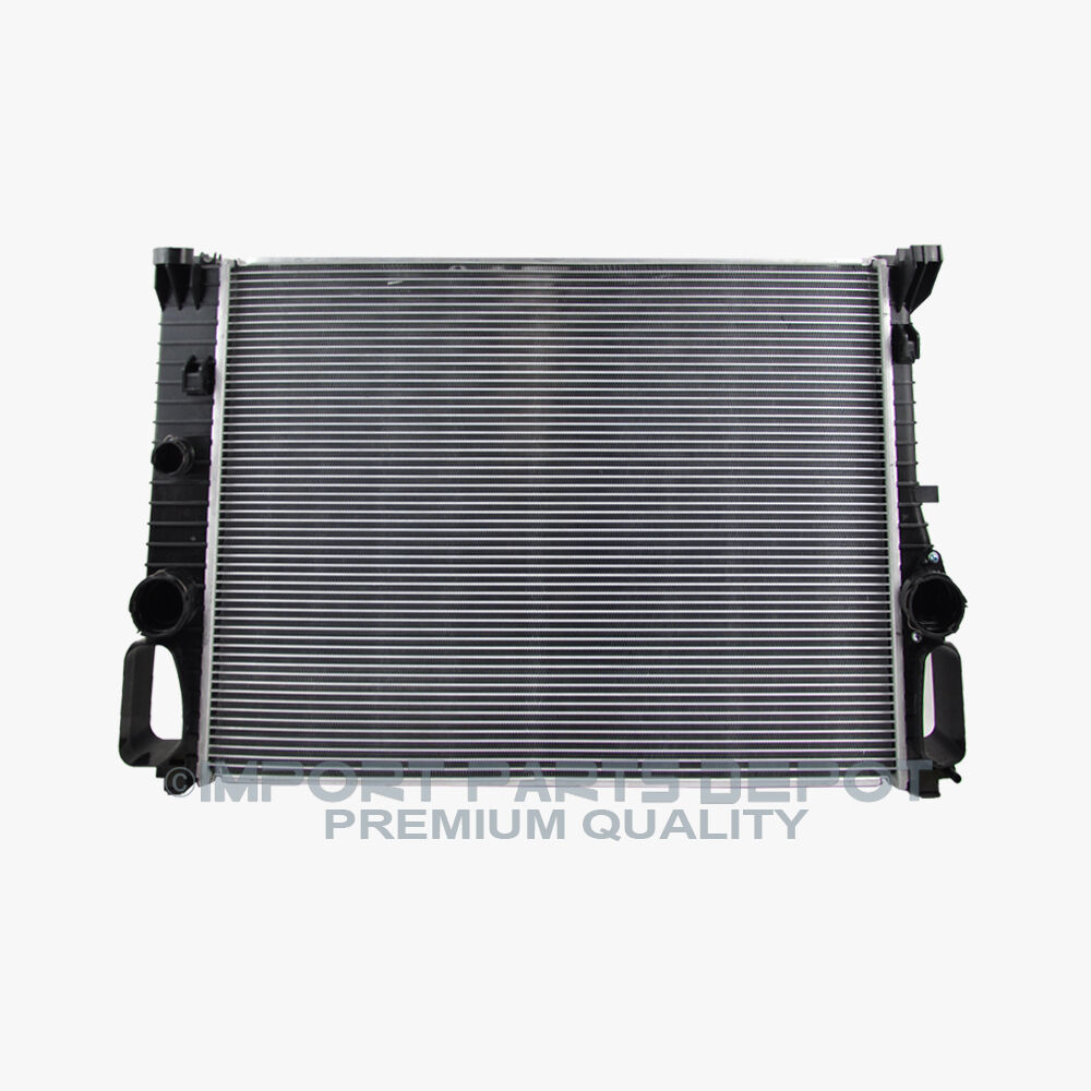 Mercedes benz radiator premium quality 2113402 ebay for Mercedes benz coolant