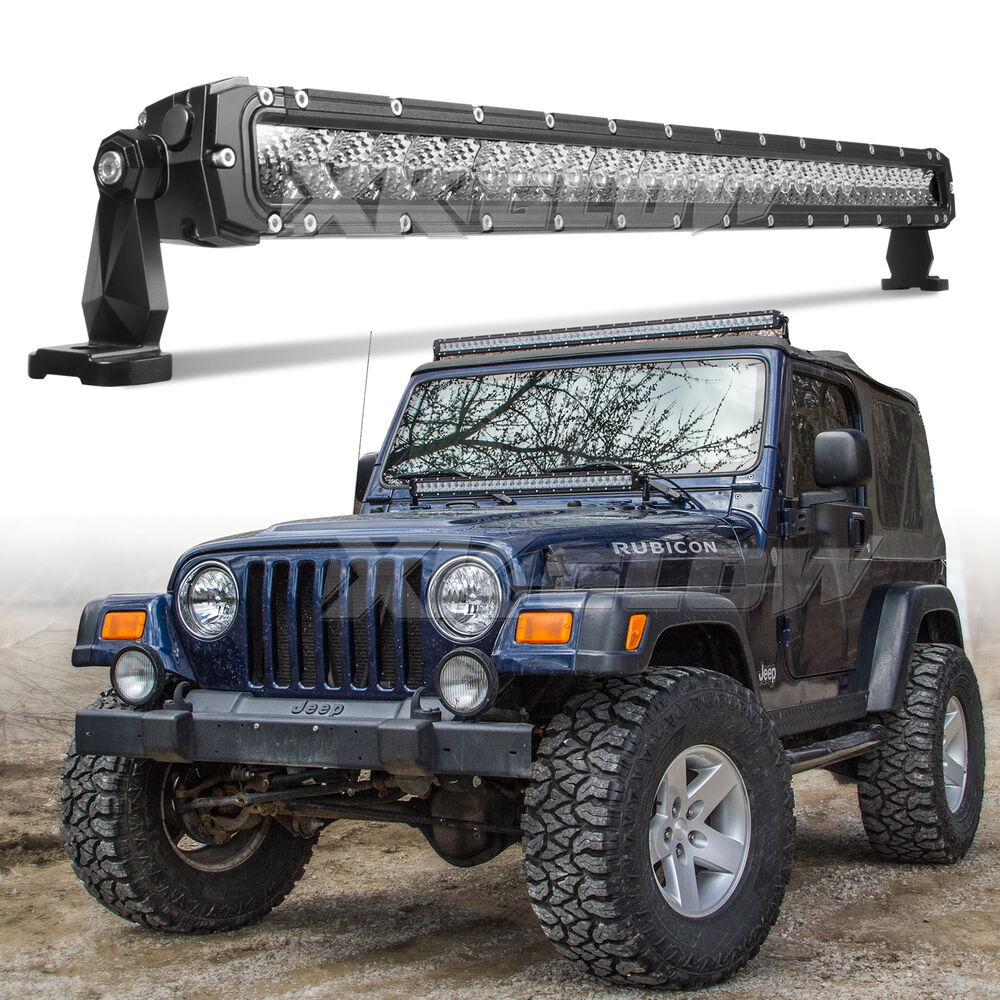 High Power 200w 20 Inch Jeep Accessories Led Light Bar For: 4x4 Off Road 150W 30 Inch LED Light Bar For Jeep FJ Tundra