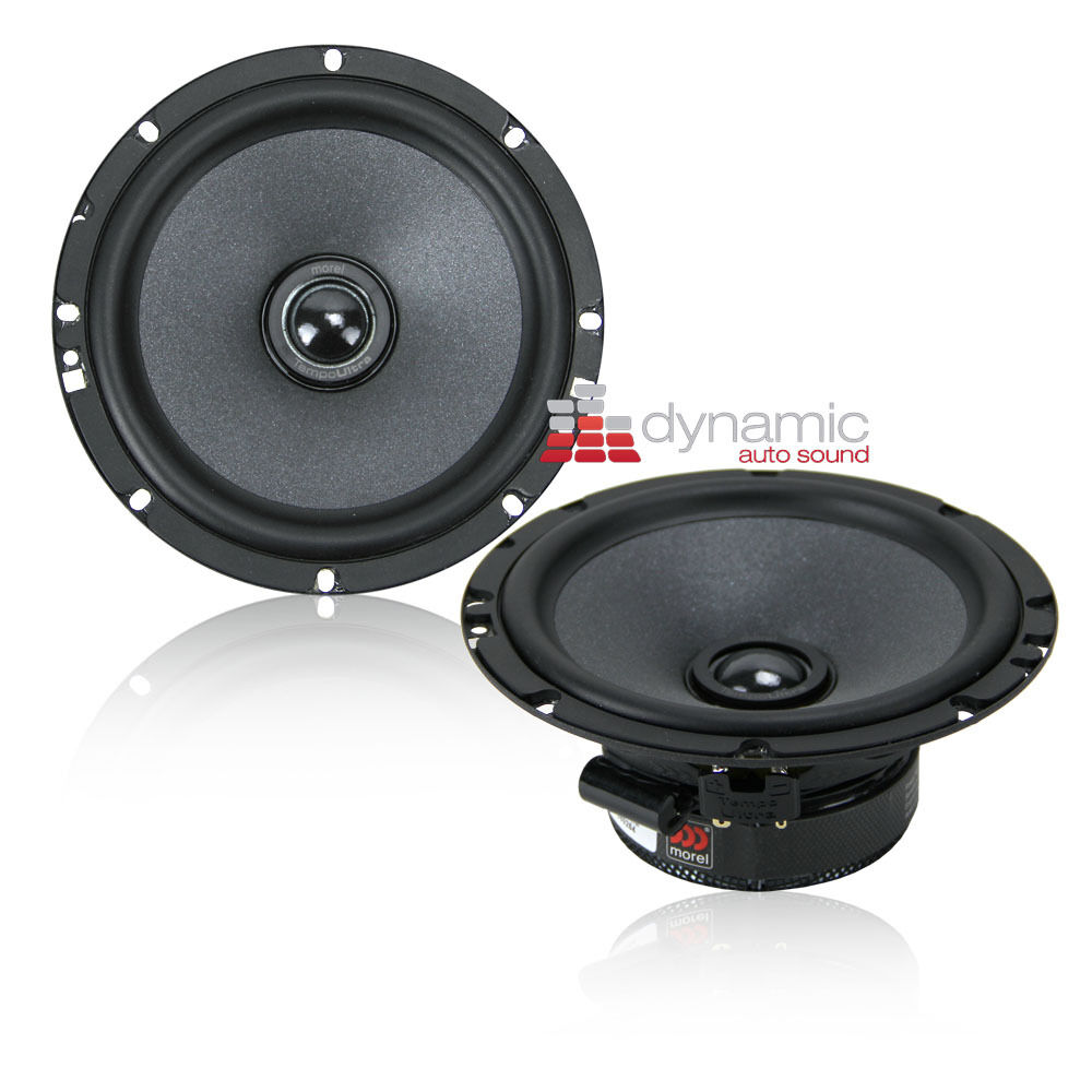 morel tempo ultra integra  car audio     ohm coaxial speaker ebay