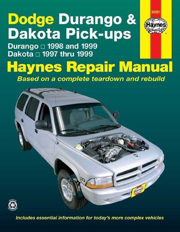 Repair Manual Haynes 30021 Fits 97