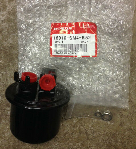 Genuine Oem Honda Accord Civic Delsol Fuel Filter 16010