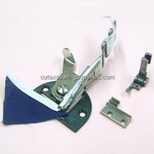 Industrial Sewing Machine Double Fold Right Angle Binder