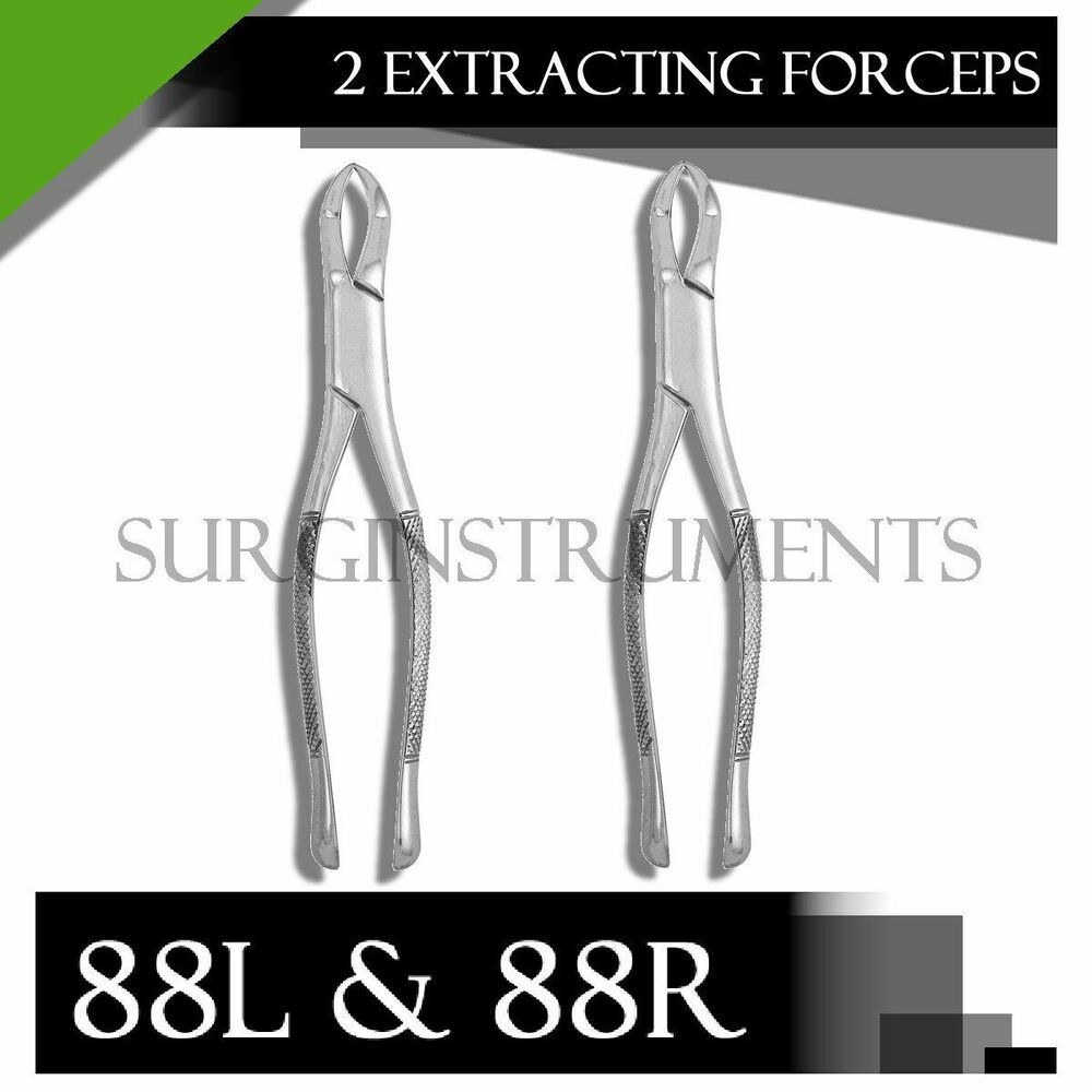 dental extracting forceps 88l - photo #11