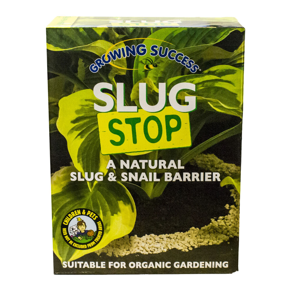 Growing Success Slug Stop Organic Snail Pellets Non