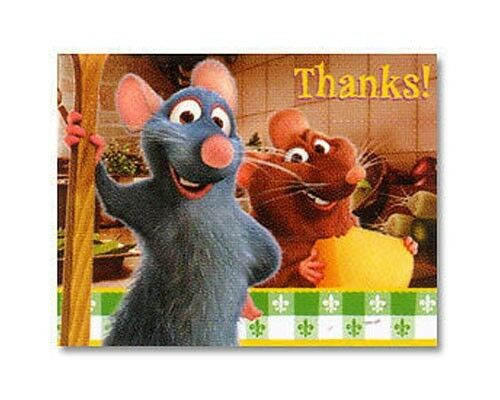 ratatouille thank you notes  8