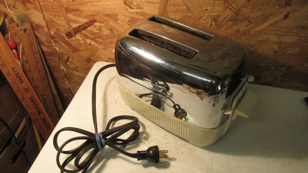 Electric Toaster History ~ General electric toaster t ebay