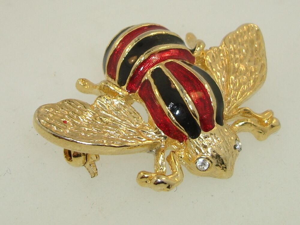 Opinion you vintage bee pin are not