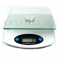 11lbs x 0.1oz Digital Kitchen Scale HD-807 5KG x 1g for Food / Diet / Shipping