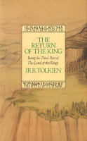 J. R. R. Tolkien Lord of the Rings Part 3 The Return of the King 17th impression