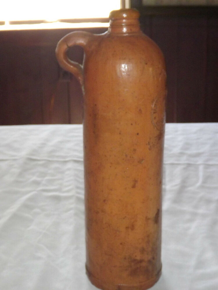 vintage bottles and jars from germany
