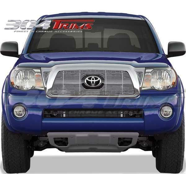 fits toyota tacoma 2006 2007 2008 2009 stainless chrome. Black Bedroom Furniture Sets. Home Design Ideas