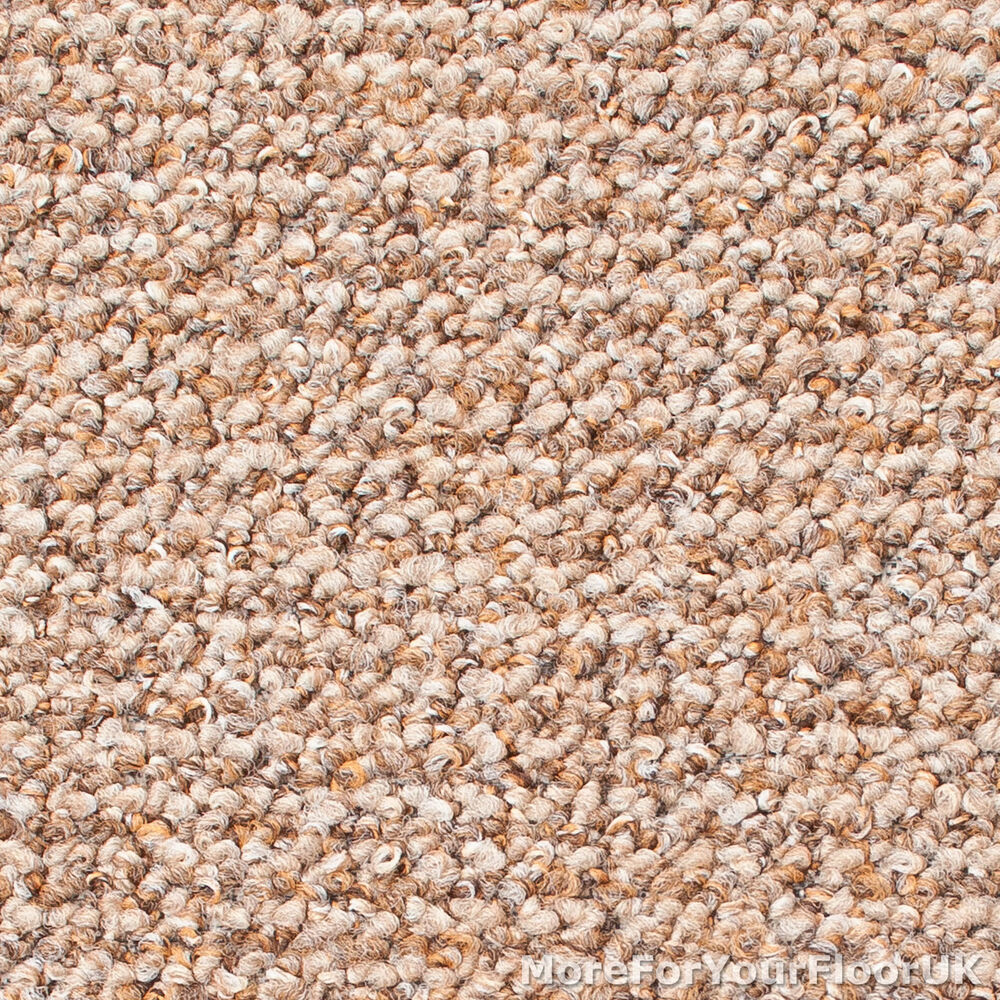 Cheap hardwearing gold cream fleck looped carpet for What is the best quality carpet