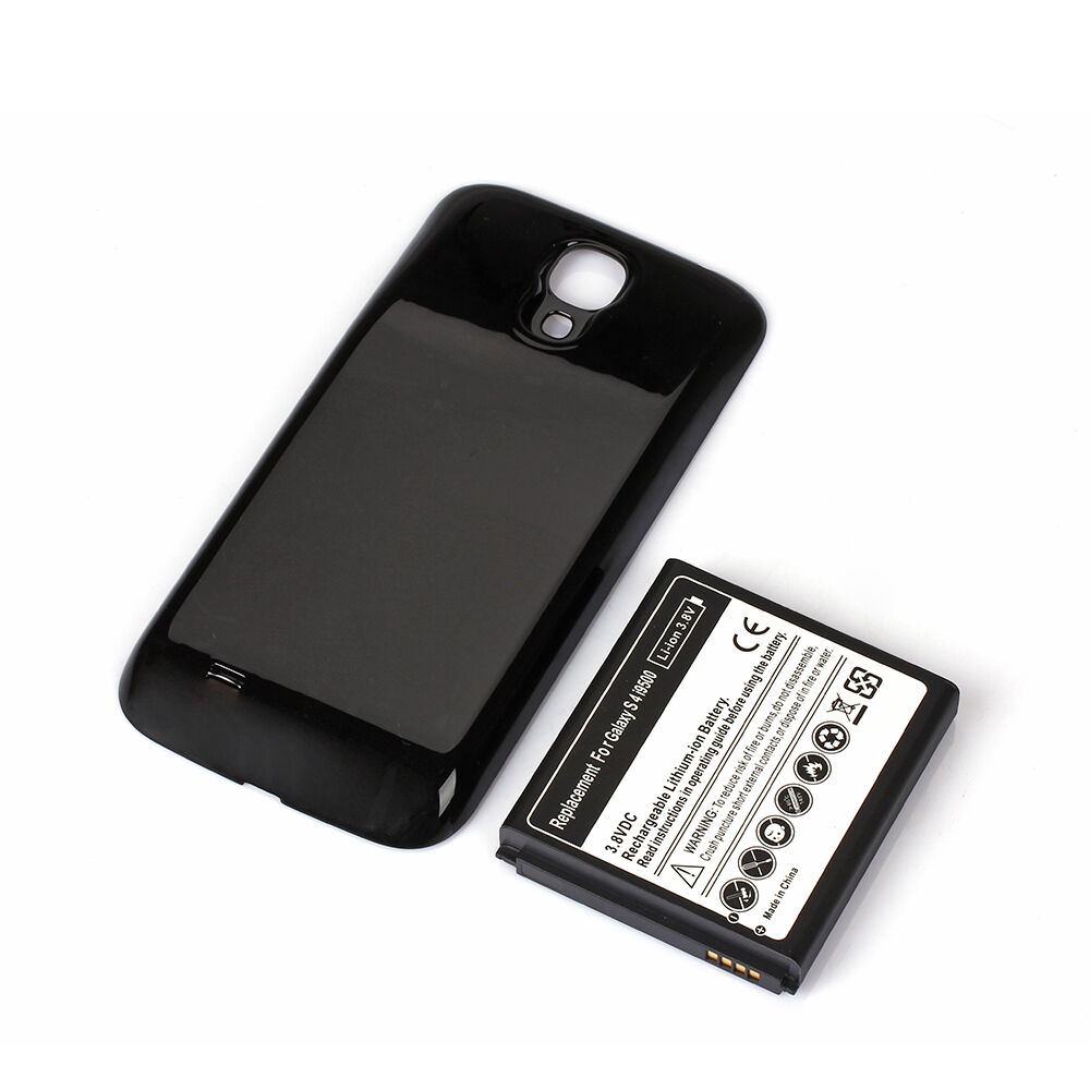 Extended Replacement Battery With Back Cover For Samsung ...