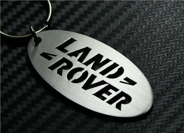39 land rover 39 keyring keychain defender evoqve td4 ebay. Black Bedroom Furniture Sets. Home Design Ideas
