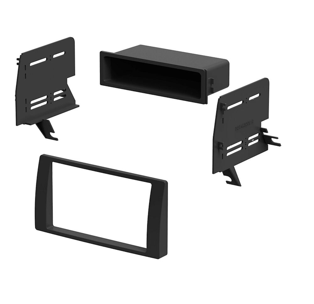 2002 2003 2004 2005 2006 toyota camry single double din dash kit install ebay. Black Bedroom Furniture Sets. Home Design Ideas