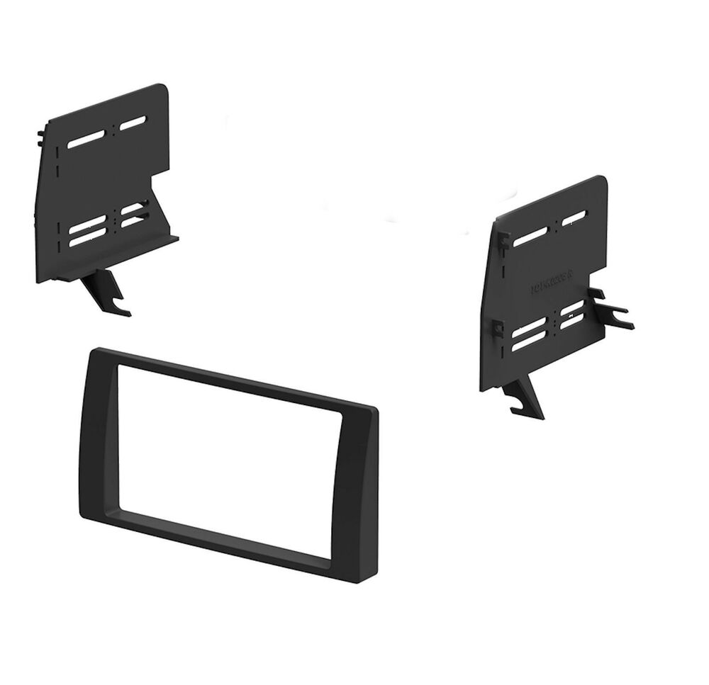 2002 2003 2004 2005 2006 toyota camry double din dash kit install ebay. Black Bedroom Furniture Sets. Home Design Ideas