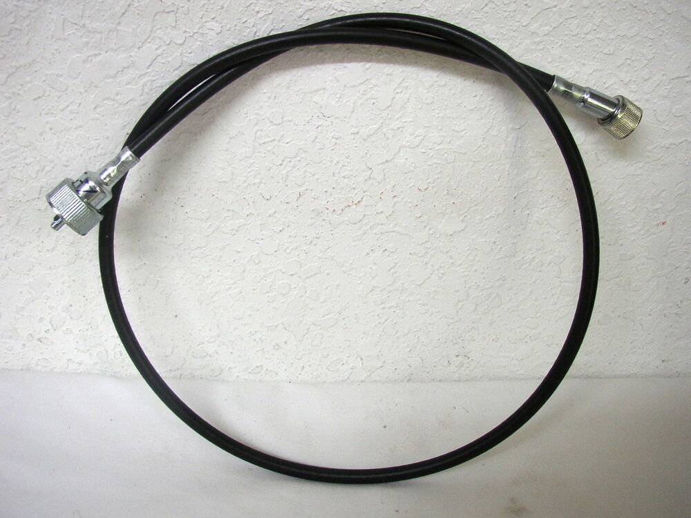b5s17365mal 1955 thunderbird tach cable for use with. Black Bedroom Furniture Sets. Home Design Ideas